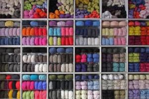 Patricia Roberts Shop yarn