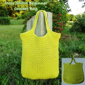 moss-stitch-beginner-crochet-bag