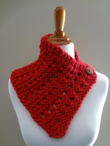 Strawberry Jam Neck Wrap